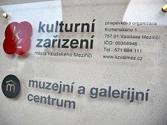 V jižním křídle zámku Žerotínů ve Valašském Meziříčí  zniklo Muzejní a galerijní centrum.