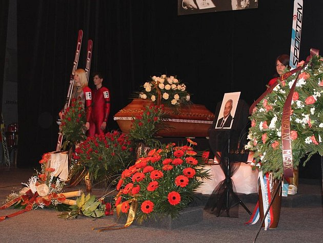 Olympijský vítěz Jiří Raška zemřel 20. ledna 2012. Ilustrační foto.