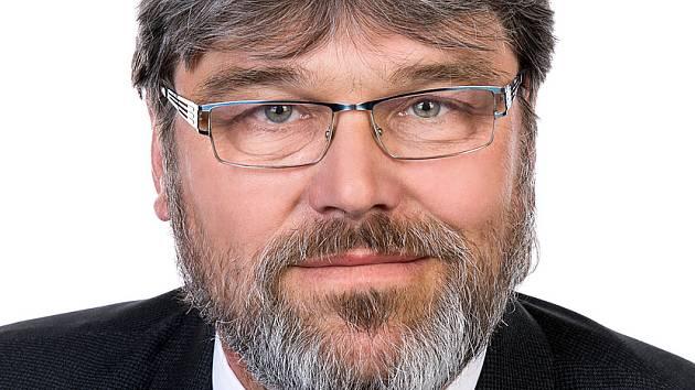 Stanislav Volek, předseda OFS Vsetín.