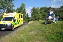 K vážné dopravní nehodě došlo v pondělí 6. srpna 2018 v 7.46 v Juřince ve Valašském Meziříčí. Dodávka srazila koně, který na místě pošel. Jezdkyně utrpěla vážná poranění, vrtulník ji přepravil do Ostravy.
