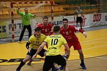 HC ROBE Zubří vs. MSK Považská Bystrica