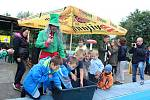V Mikulůvce se v sobotu 16. září 2017 konala tradiční zábavná akce pro celou rodinu s názvem Pstruhobraní.