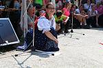 O titul gulášového krále soutěžilo v Ratiboři v sobotu 25. května 2019 sedmnáct týmů. Barbora Mrlinová vystoupila v kulturním programu se svými Kosáčky.