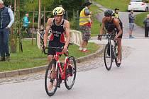 triatlonista Radim Grebik