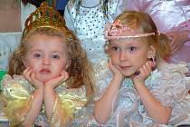 Tříkrálový karneval pro děti ve Vsetíně