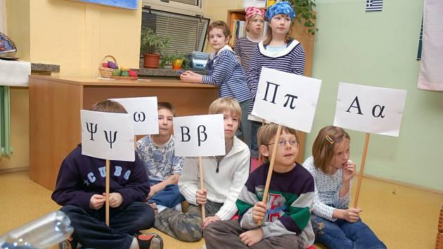 Netradiční vyučování zažili ve středu (28. ledna) žáci Základní školy v Jablůnce. V rámci poznávání Evropské unie si sami připravili zábavné prezentace jednotlivých členských států.