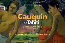 Gauguin na Tahiti