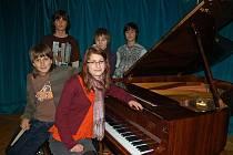 V sobotu v Ostravě čeká mladé hudebníky Valašska jejich prozatím největší koncert.