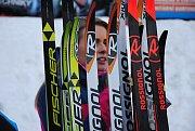 Přebor Zlínského a Moravskoslezského kraje v běhu na lyžích klasickou technikou v běžeckém areálu na Pustevnách
