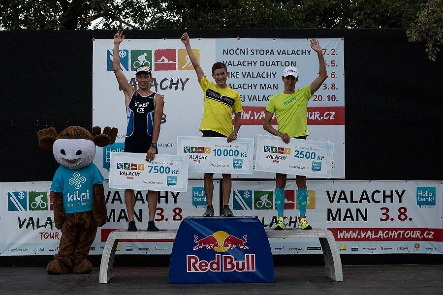 Valachy Man 2018: vítězové muži