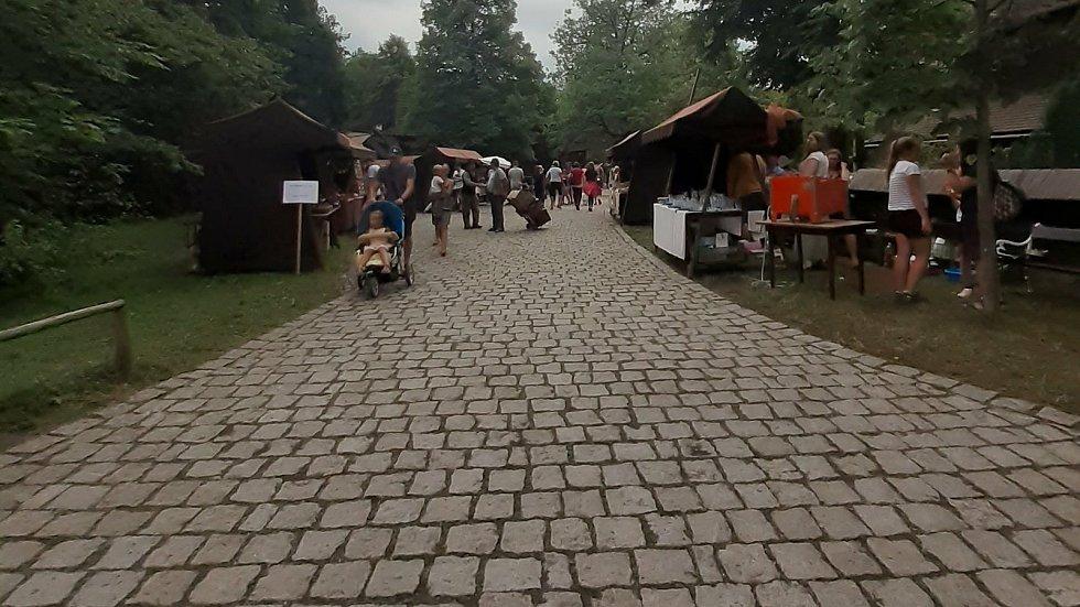 30. ročník Dnů řemesel a setkání kovářů v Rožnově pod Radhoštěm.