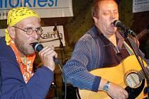 V Pulčíně se v sobotu 25. července konal už čtrnáctý ročník hudebního festivalu Amfolkfest 2009.