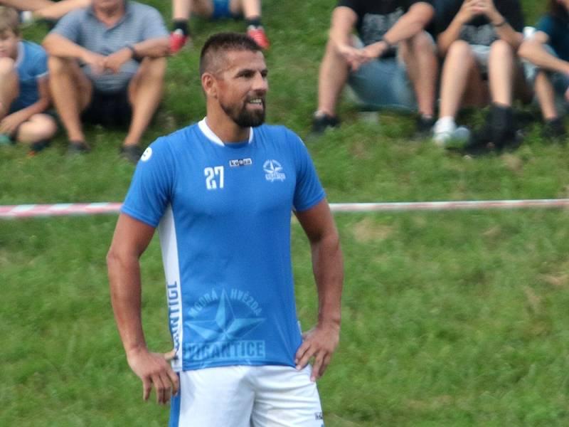 Milan Baroš ve vigantickém dresu