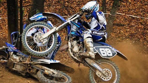 Na motokrosové trati v Brankách bude i v sezoně 2009 rušno.