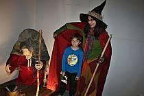 Výstava Valašská strašidla otevřená v pátek 17. května 2019 na zámku ve Vsetíně.