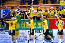 Házenkáři Zubří v odvetě 2.kola Poháru EHF porazili norský Drammen 34:29.
