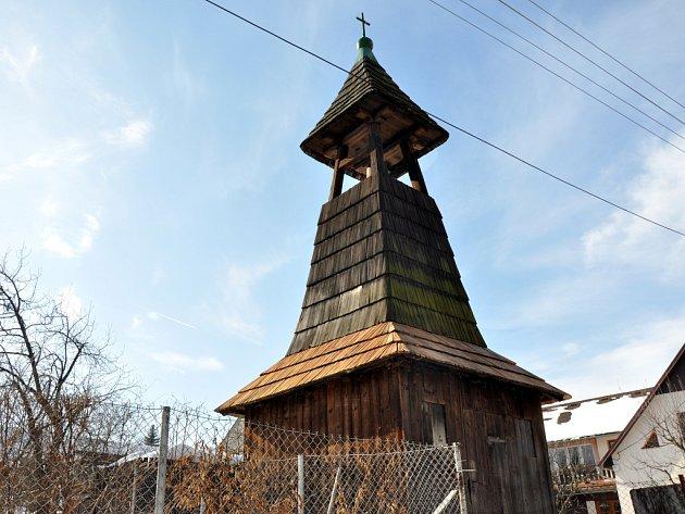 Zvonice k Tylovicím neodmyslitelně patří.