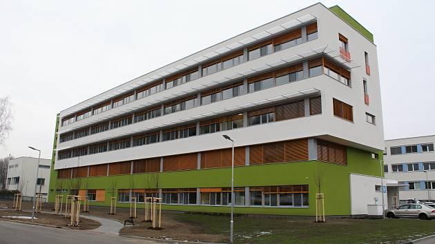 Vsetínská nemocnice. ilustrační foto