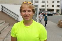 Daniel Hanzel v šestnácti letech pokořil hranici tří tisíc kilometrů za rok.