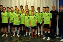 Tým starších žáků HC Zubří se na turnaji v Rakousku ukázal ve vynikajícím světle.