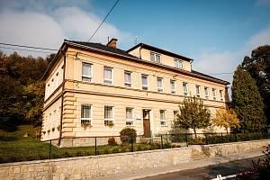 Azylový dům a noclehárna Elim ve vsetínské místní části Jasenka.