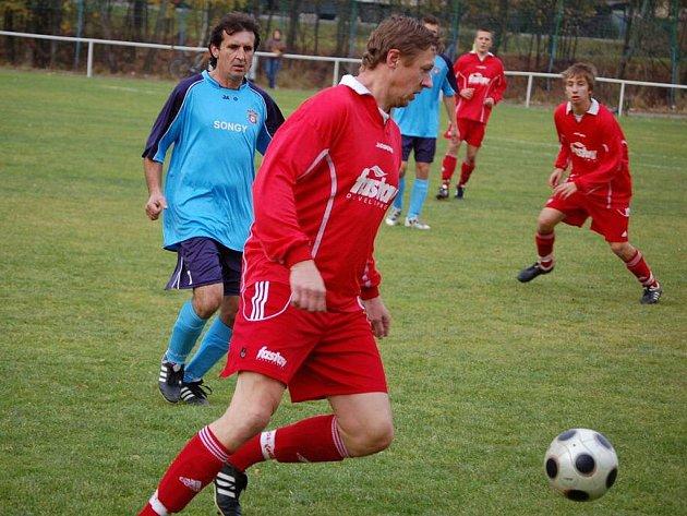V pátek se v Prostřední Bečvě dohrával odložený zápas mezi domácím týmem a Vsetínem B (4:4).