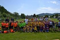 Kateřinice uspořádaly 4. ročník mládežnických turnajů O pohár starosty obce