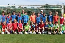 OFS Vsetín uspořádal skvělý letní kemp mládeže v Horní Lidči