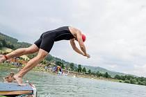Valachy man - plavání
