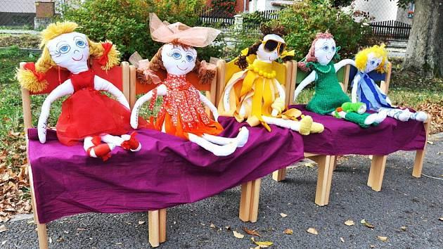Děti ze vsetínské Mateřské školky Benátky si ve čtvrtek 6. října užívaly Duhovou slavnost