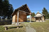 Lačnov, Muzeum Vařákovy paseky