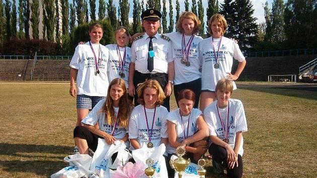 Sbor dobrovolných hasičů Dolní Bečvy.