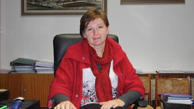 Anna Mikošková je tahounem hnutí ZVUK do voleb pro Valašsko.