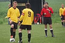 Fotbalisté Branek prohráli v Jarcové 0:3.