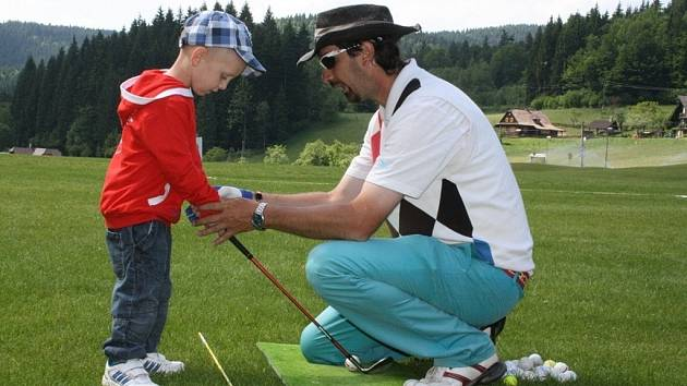 Seznamte se s golfem.