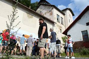 Na prohlídku chátrajícího Vsetínského pivovaru si 8. srpna 2019 našly čas desítky zvědavců. Akci zorganizovala Masarykova veřejná knihovna v rámci soutěže Zaniklé vsetínské hostince.