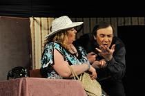 Divadelní Vsetín 2012 - ochotnický soubor z Vlašimi Vznešený divoch - představení Habaďůra