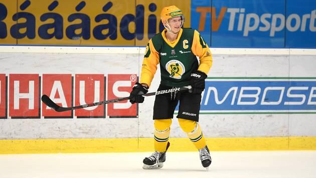 hokejista Vsetína Daniel Klímek