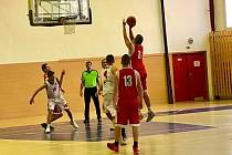 basketbalisté Valašského Meziříčí