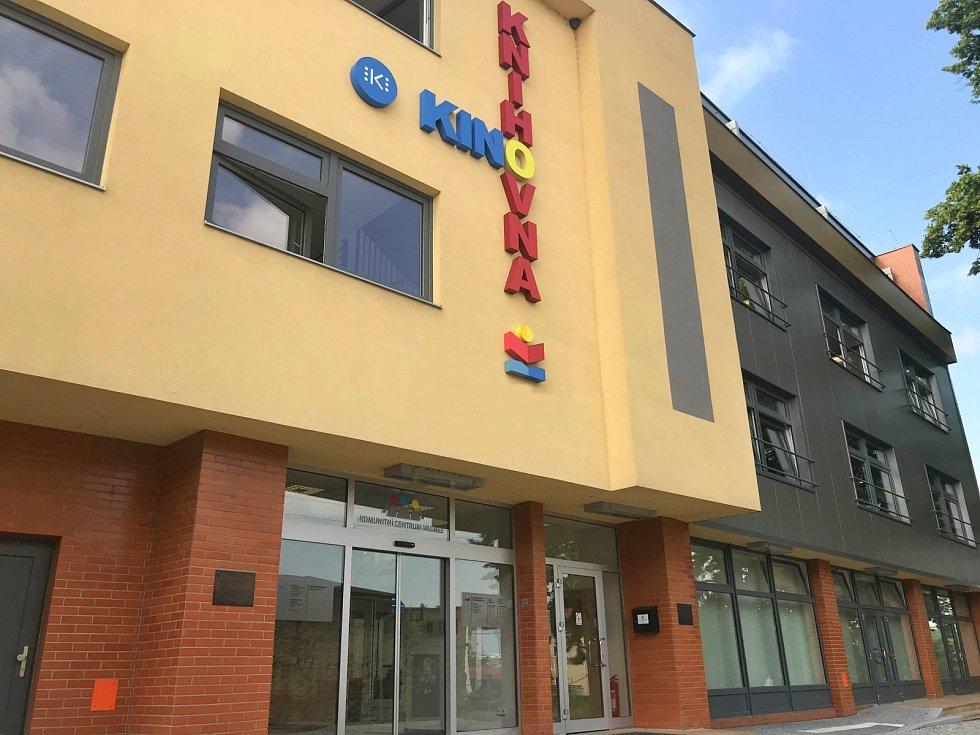 Městská knihovna Valašské Meziříčí