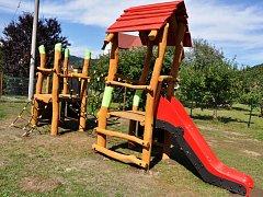 Ilustrační foto. Dětské hřiště
