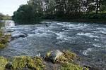Hydrobiologický průzkum na řece Bečvě