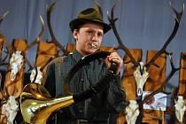 Výroční chovatelská výstava loveckých trofejí v kulturním domě v Kelči (sobota a neděle 17. a 18. května 2014)
