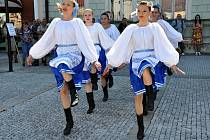 Mezinárodní třídenní festival slovenského folkloru Jánošíkov dukát v Rožnově pod Radhoštěm