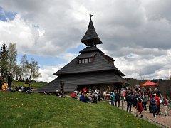 Velikonoce na Soláni aneb Jaro v Karpatech byl název programu, který se v neděli 20. dubna 2014 konal v Informačním centru Zvonice na Soláni.