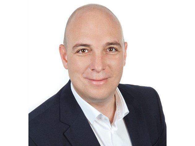 Ředitel Resortu Valachy Tomáš Blabla