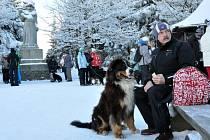 Tradiční setkání chovatelů švýcarských a bernských salašnických psů