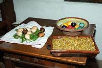 Tradiční valašské velikonoční jídlo. Ilustrační foto.