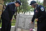 Součástí sobotních Svatováclavských křivských slavností v Podlesí u Valašského Meziříčí bylo odhalení pomníku padlým z první světové války a zasazení lípy na návsi.