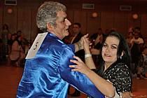 Ples Společně ve vsetínském Domě kultury.